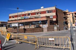L'enderroc de l'Hotel Ducal de Montblanc