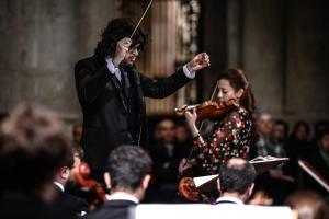 L'Orquestra Simfònica Camera Musicae a la Catedral de Tarragona