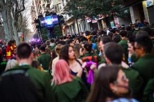 La Rua de Lluïment de dissabte del Carnaval de Reus en imatges.