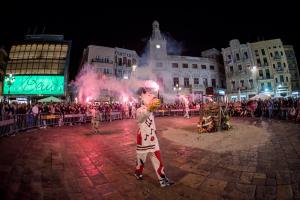 Carnaval Reus 2019: Les imatges de la Rua Mortuòria i la Crema de sa majestat