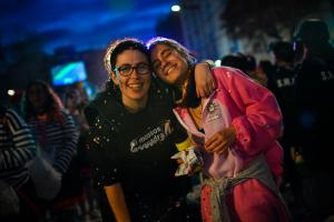 Les millors imatges de la Guerra del Confeti del Carnaval 2019 de Reus