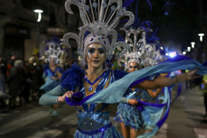 Carnaval Tarragona 2019: Les millors fotos de la rua de diumenge