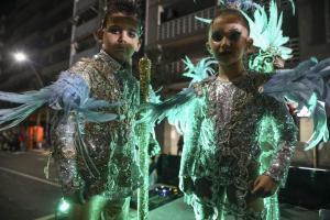 Carnaval Tarragona 2019: Les millors fotos de la rua de lluïment