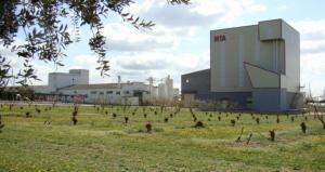 Imatge d'arxiu del Mas Bové, l'IRTA.