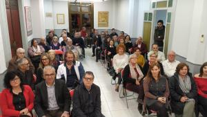 Imatge de l'assemblea del PSC de Reus