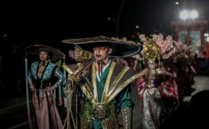 Imatge dels guanyadors del Carnaval de Tarragona 2019.