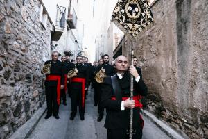 Imatges de la 3a edició de la Trobada Nacional de Bandes de Cornetes i Tambors a Castellvell