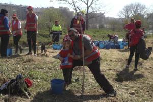 Imatges de la 8ª Plantada Popular a Tarragona