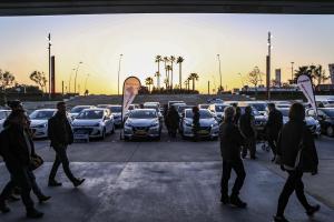 Imatges de l'ExpoFira del km.0 a Reus