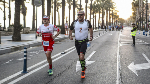 La Mitja Marató de Salou ha aplegat més de 800 participants
