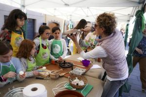 Les imatges de la Jornada Gastronòmica de la Truita amb Suc d'Ulldemolins.