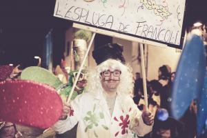 Les imatges de la Rua de les 1.000 Disfresses de l'Espluga de Francolí 2019