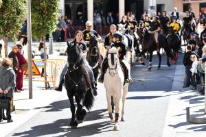 Les millors imatges dels Tres Tombs de Reus 2019