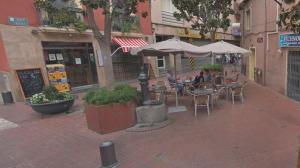 L'incident va succeir al carrer del Vent amb la plaça de la Font Nova