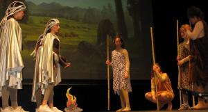 Una de les obres de l'any passat del festival de teatre.