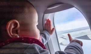 Viatjar amb nadons és més senzill del que sembla.