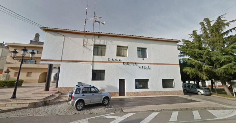 Casa de la Vila de Corbera d'Ebre