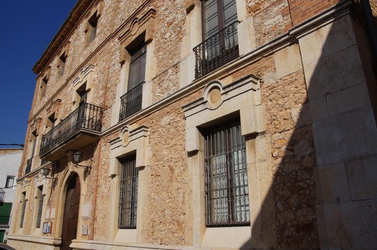 Casa de la Vila de la Galera