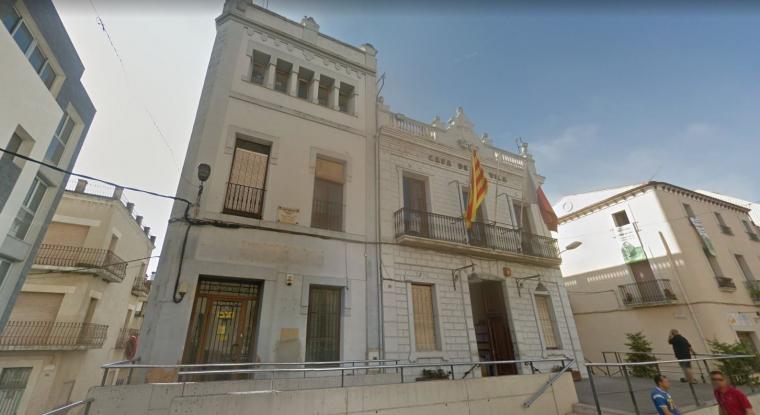 Casa de la Vila de Santa Bàrbara