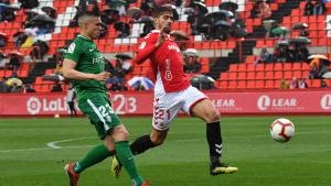 Djurjevic ha estat un dels dos davanters de l'Sporting en la punta d'atac