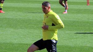 El Nàstic argumenta que el futbolista pateix un excés de pes