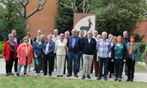Els integrants de la llista Pel Vendrell - Primàries Catalunya.