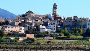 Imatge del poble de Vilabella