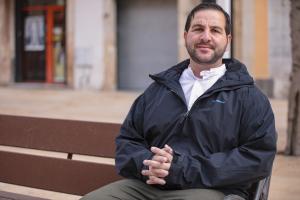 Ismael Cortés no dubta que En Comú Podem revalidarà l'acta de diputat per Tarragona.