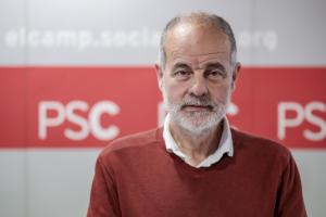 Joan Ruiz és per tercera vegada el cap de llista del PSC a les eleccions generals.