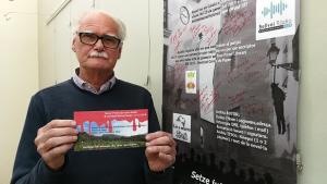 Jordi Frangioni ha guanyat el tercer concurs literari Bellvei Negre.