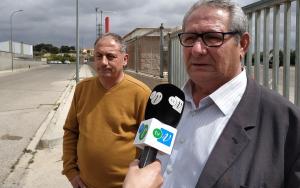 Juan Carrasco i Jesús Albaiceta, de SOMI el Vendrell.