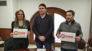 Pepa Labrador, Juan Carlos Sánchez i Guillermo Figueras es presentaran per Dcide