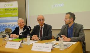 Presentació de la convocatòria d'ajuts de la Fundació Pinnae 2019.