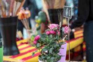 Sant Jordi a Cambrils es celebra prop del mar