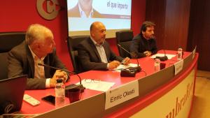 Sebastià Domènech ha exposat les línies generals del programa del PP de Reus