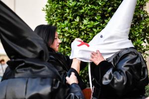 Setmana Santa Reus 2019: Les imatges de la Processó de l'Amargura