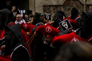 Setmana Santa Tarragona 2019: Processó del Dolor
