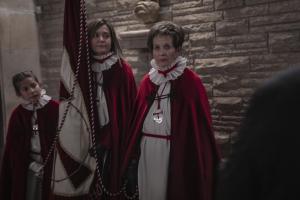 Viacrucis Sant Ecce-Homo a l'interior del Loreto