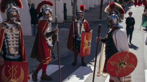Trobada d'Armats de les Comarques de Tarragona a Constantí
