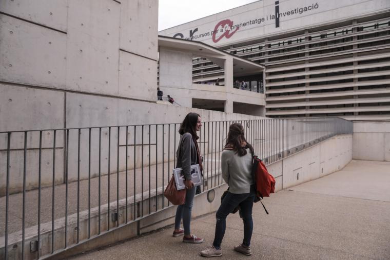 La URV compta amb diversos Campus repartits al territori.