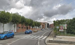 Accident entre dos camions i un turisme a l'N-340 a l'Arboç