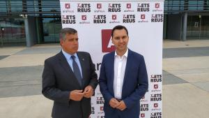 Ara Reus ha presentat el seu programa empresarial des del Tecnoparc