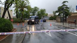 Desallotgen l'estació de tren de Reus per un avís de bomba