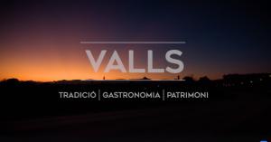 El nou vídeo promocional de Valls, km0 del món casteller i ciutat d'origen de l'autèntica calçotada, incideix en la diversitat d'atractius de la destinació