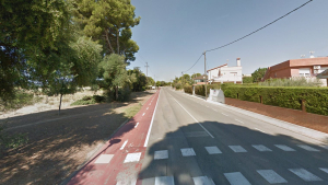Els fets van tenir lloc a la urbanització Cambrils Mediterrani, a tocar de la Riera de Riudecanyes