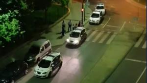 Fins a quatre dotacions dels Mossos d'Esquadra s'han desplaçat al lloc dels fets