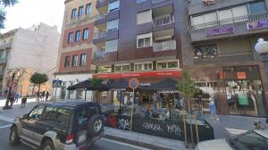 La fuita de gas s'ha produït al número 76 de la Rambla Nova de Tarragona