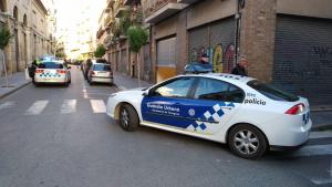 La Guàrdia Urbana de Tarragona va detenir un jove que s'havia fugat amb una moto