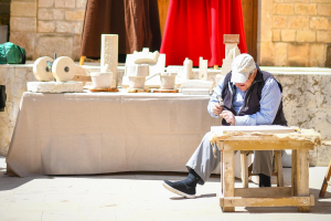 La Mostra d'Oficis i el Tastavin's 2019 d'Ascó en imatges