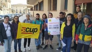 Les CUP del Baix Camp i el Tarragonès, contràries al servei de l'Última Llar